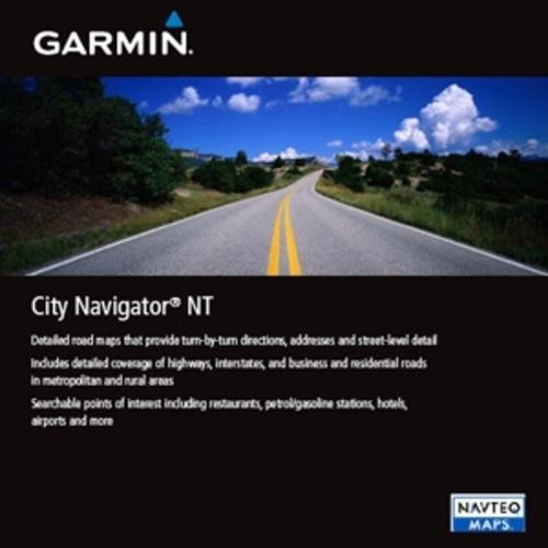 City Navigator® Alps and DACH NT CNE, microSD/SD card