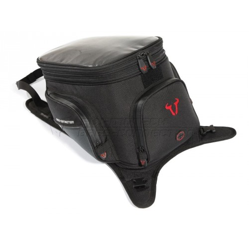 SW-MOTECH Bags-Connection Enduro strap-on Tank Bag 13-22L