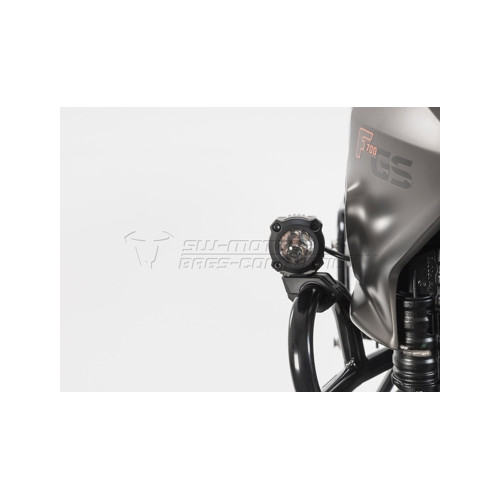 SW-MOTECH HAWK Spot Mount for Crash Bars (22,26,27,28mm)