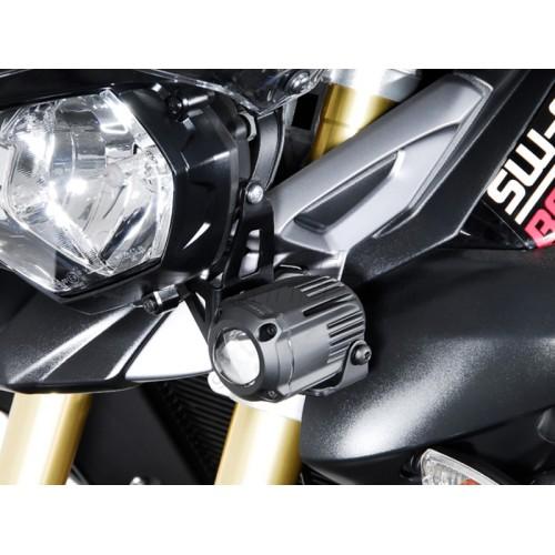 HAWK Spotlight Mount Set for Triumph Tiger 800XC (11-)