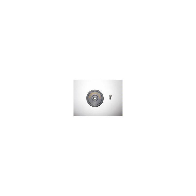 BMW R1200GS/Adv - Pivot Point Cover Blk