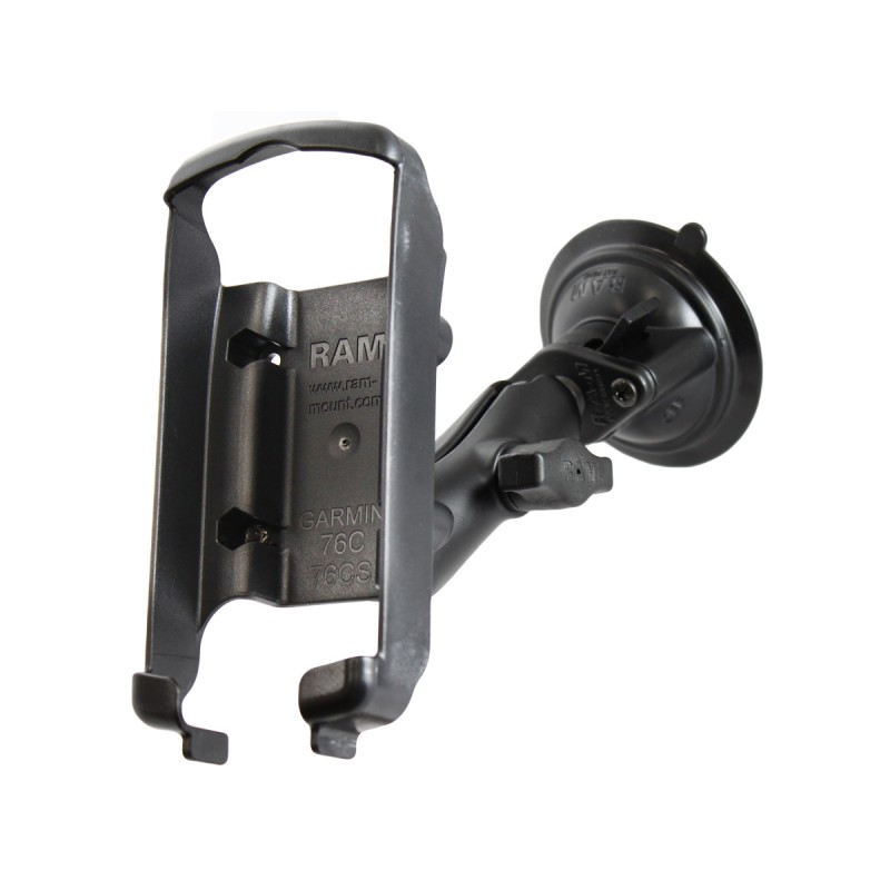 RAM LOCKING SUCTION MOUNT FOR GARMIN 76C