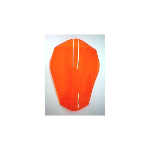 Wild at Heart Yamaha Super Tenere Orange H/light