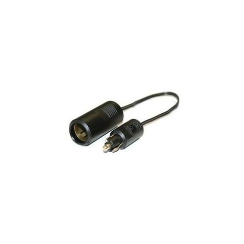 12V Adaptor 20cm (Hella to Cigarette)