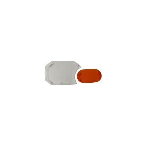 HB-Orange LB-Beam Headlight Cover 800GS