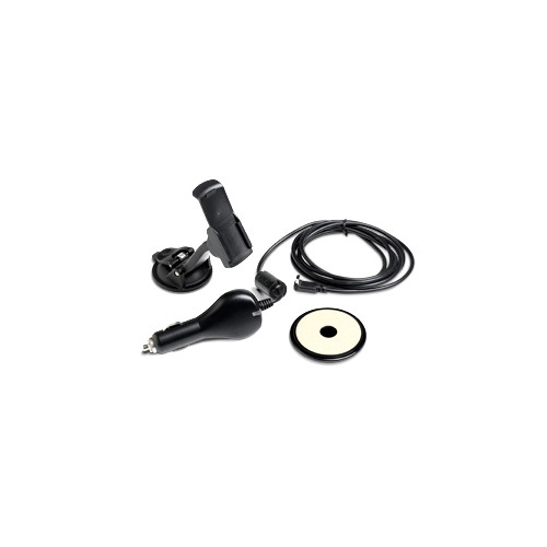 Auto navigation kit (incl. auto mount & cigarette lighter adapter)