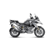 AKRAPOVIC BMW R1200GS LC K50/K51 (2013-2015)  Slip-On Line (Titanium)