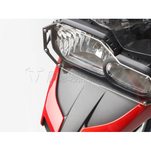 SW-MOTECH Head Lamp Guard for BMW F700GS/F800GS - 2012 Onwards