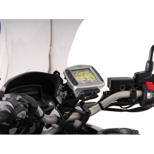 SW-MOTECH GPS Mount for Honda VFR 1200 Crosstourer X 2011 Onwards