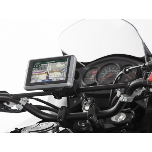 SW-MOTECH Cross Bar Mount - BMW 650 GS / Dakar / KLR 650