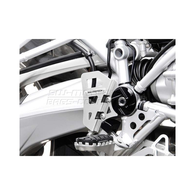 SW-MOTECH Brake-Pump Protection for BMW R 1200 GS (08-12) / Adventure (10-)