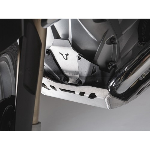 SW-MOTECH Engine Guard Extension FRONT BMW R 1200 GS 2013 GSA