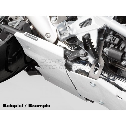 SW-MOTECH Engine Guard Extension C/Stand BMW R 1200 GS 2013 LC / GSA