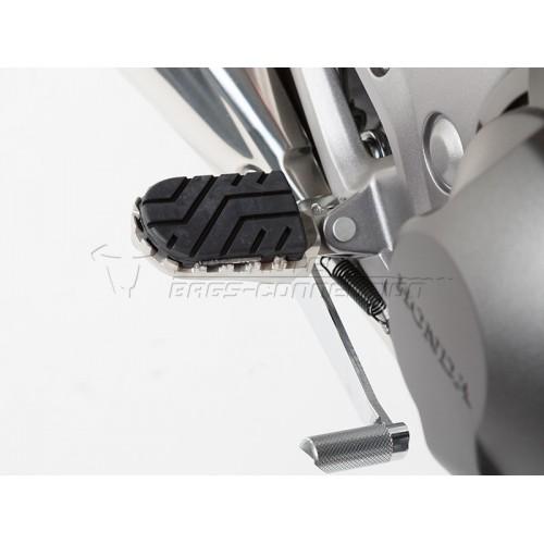 Wide Footpeg Kit - Honda NC 700 X / 1200 Crosstourer