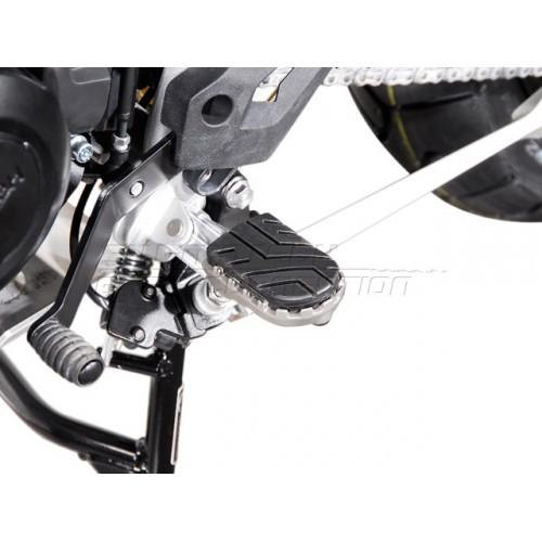 SW-MOTECH Wide Footpeg Kit - Triumph Tiger 1200 Explorer