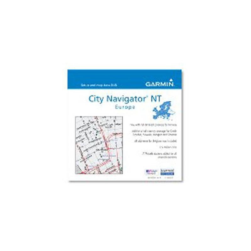City Navigator® Europe Micro / SD