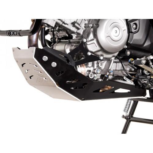 Engine Guard - black DL 650 2011-onwards + DL 650 XT
