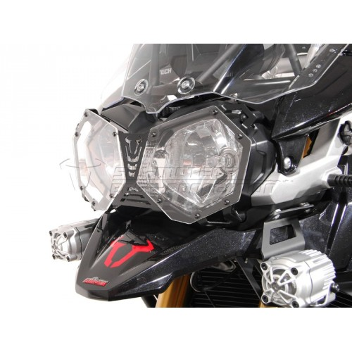 SW-MOTECH Headlight Protector Tiger 800 / 800 XC / 1200