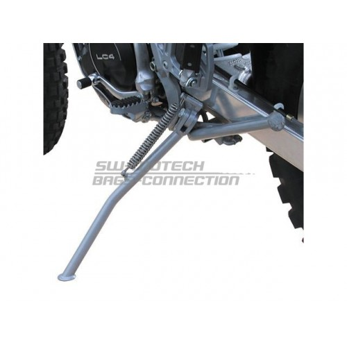 SW-MOTECH Sidestand - silver (compatible with Centerstand) for KTM LC 4