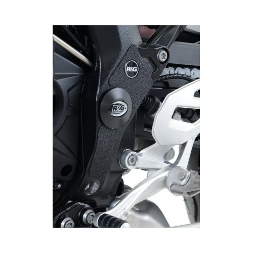 R&G Boot Guard Kit for BMW S1000XR '15- (Frame ONLY) (EZBG104BL)