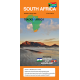 Tracks4Africa Traveller Paper Map of South Africa