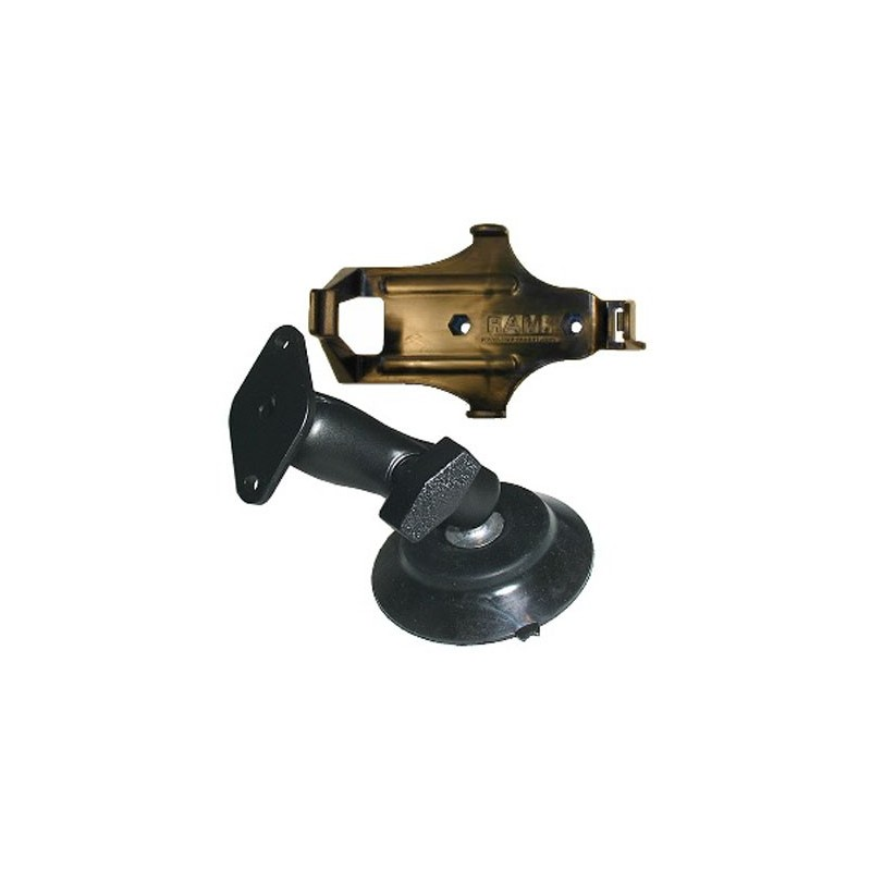 RAM Suction Cup Mount for the Garmin GPSMAP 176, 176C, 196, 276C, 296, 376C, 378, 396, 478 & 496
