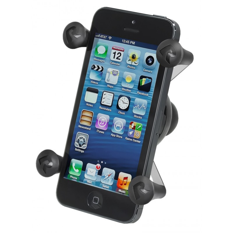 RAM Cradle Holder - Universal X-Grip® Cell Phone Holder with 1 Ball