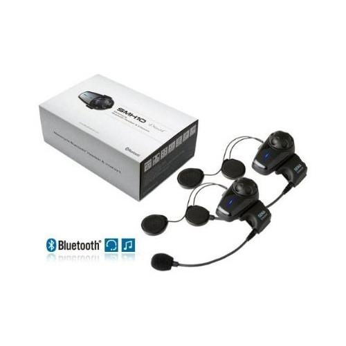 Sena SMH10 Dual Rider Kit (Rider and Pillion headset)