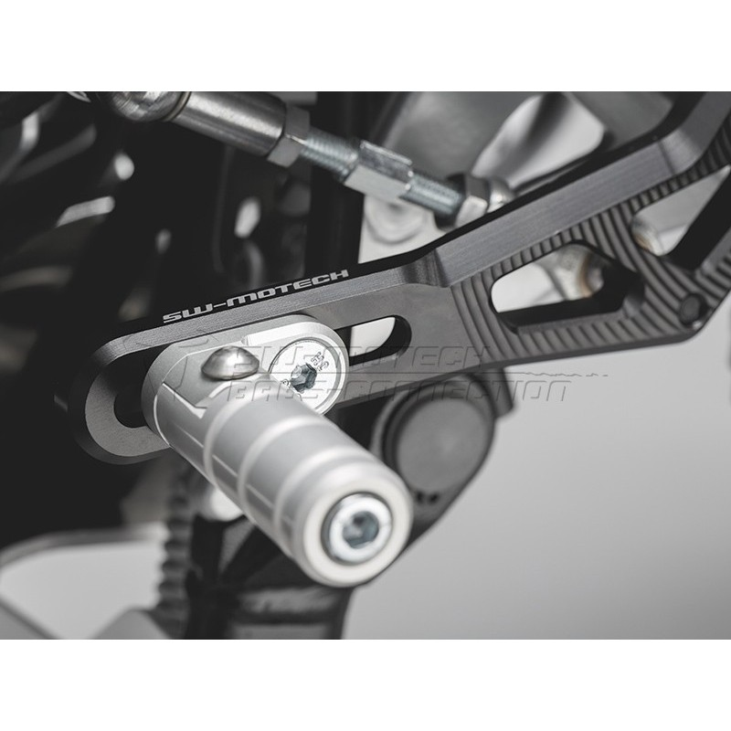 SW-MOTECH Adjustable Folding Gear Shift Lever For BMW R1200GS LC