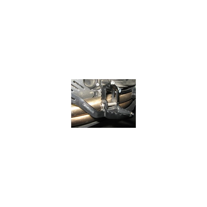 Wild at Heart Adjustable Rear Break Lever  BMW F800/650GS Twin