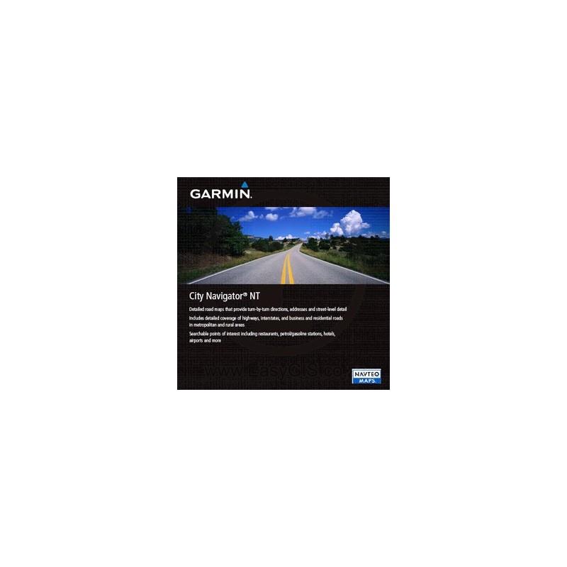 City Navigator Australia & New Zealand NT, microSD/S