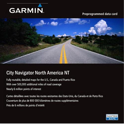 City Navigator® Mexico, micro SD/SD card