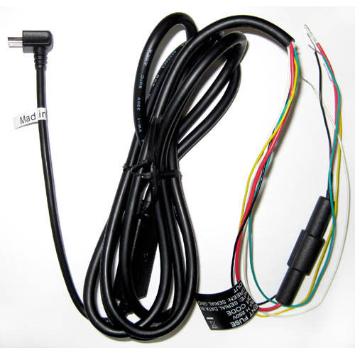 Serial Data/Power Cable with Bare Wires