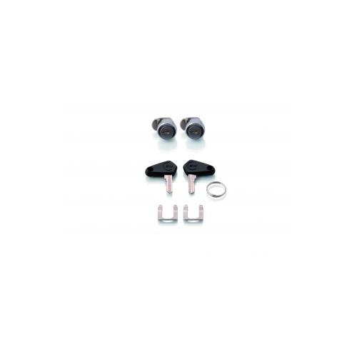 SW-MOTECH TRAX EVO Lock Cylinder Set - 2 matching locks and 2 keys