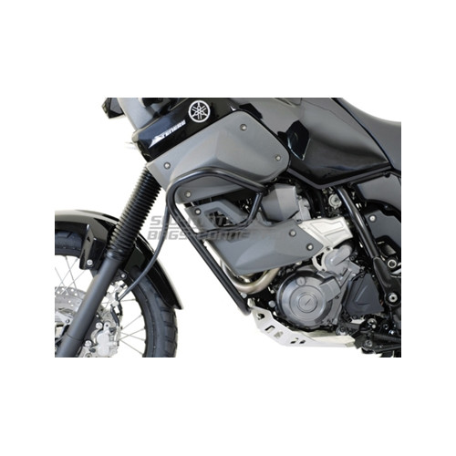 SW-MOTECH Black Crashbars XT 660 Z Tenere 2007 Onwards