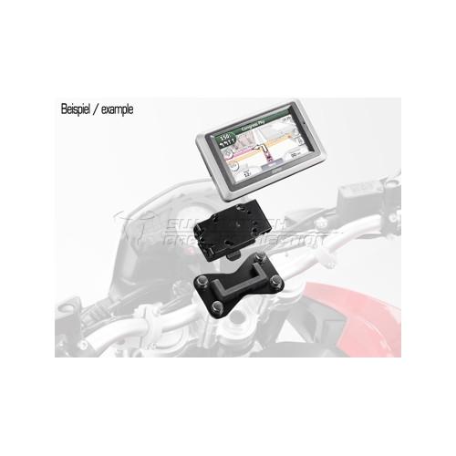 SW-MOTECH Cockpit GPS Mount - BMW R1200 GS