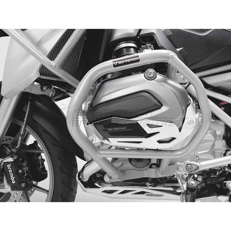 SW-MOTECH Crashbars / Lower Engine Guards For R1200GS LC SILVER