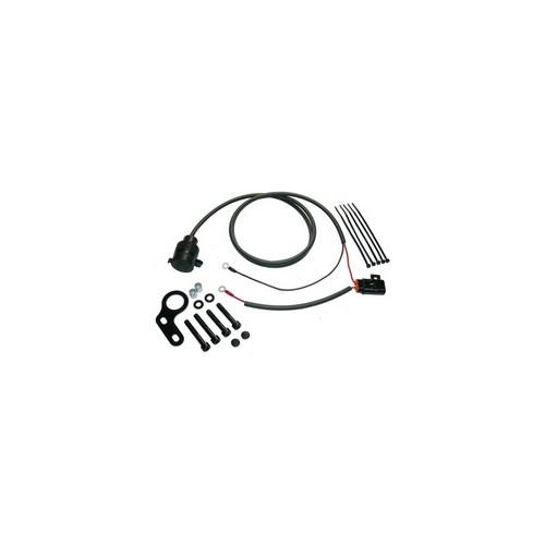 Car ligh soc cable harness+h/bar clamp