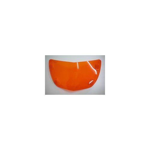 F650GS/DAKAR Orange Headlight Cover