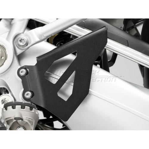 SW-MOTECH Brake-Pump Protection Set. Black. BMW R 1200 GS 2013 Onwards