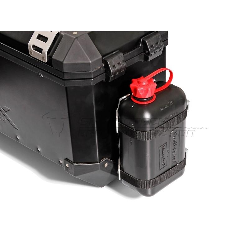 SW-MOTECH TRAX Plastic Canister Kit (1 X Plastic Bottle)