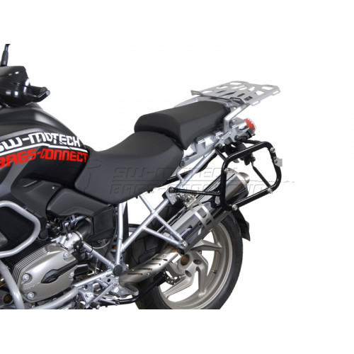 SW-MOTECH QUICK-LOCK EVO Carrier for BMW R 1200 GS / Adventure 2004 - 2012