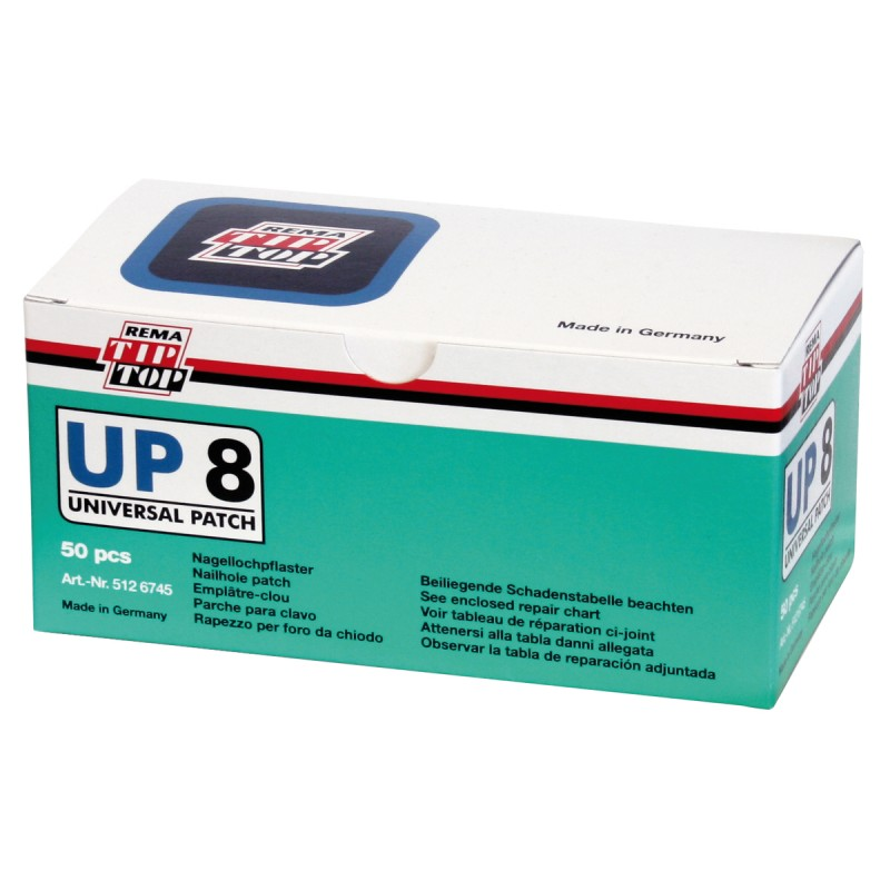 Rema Tip Top Universal Patch 5 Pack UP8