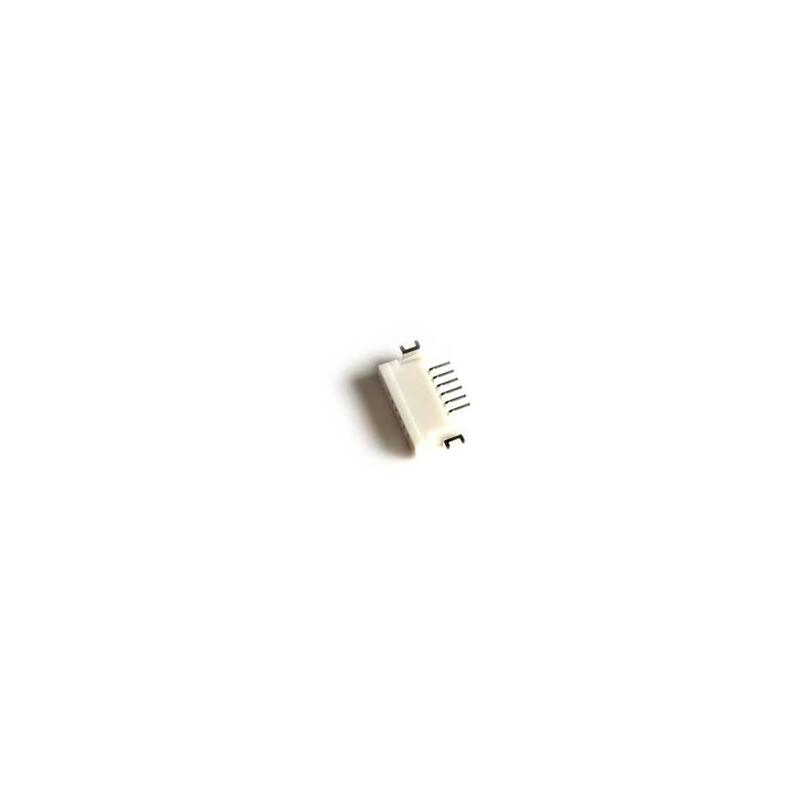 6-pin Flex Cable Socket