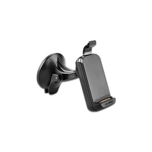 Suction cup with powered mount & speaker for nuvi 34xx series