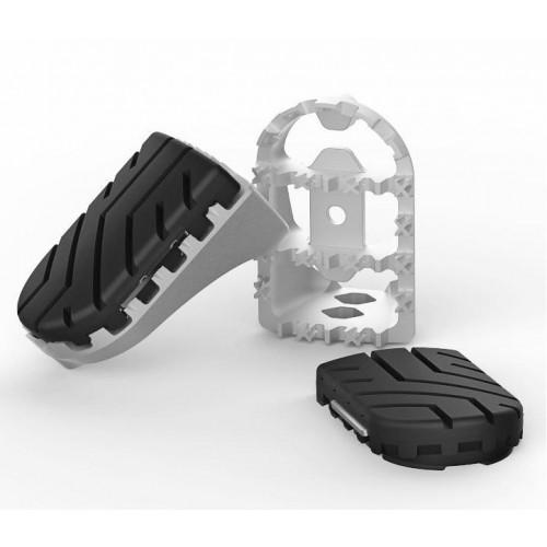 SW-MOTECH Wide Footpeg kit - BMW R1200GS 2013 +