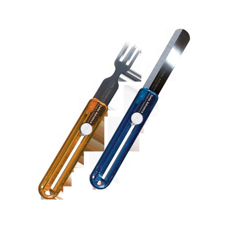 Swiss Advance Travel Cutlery