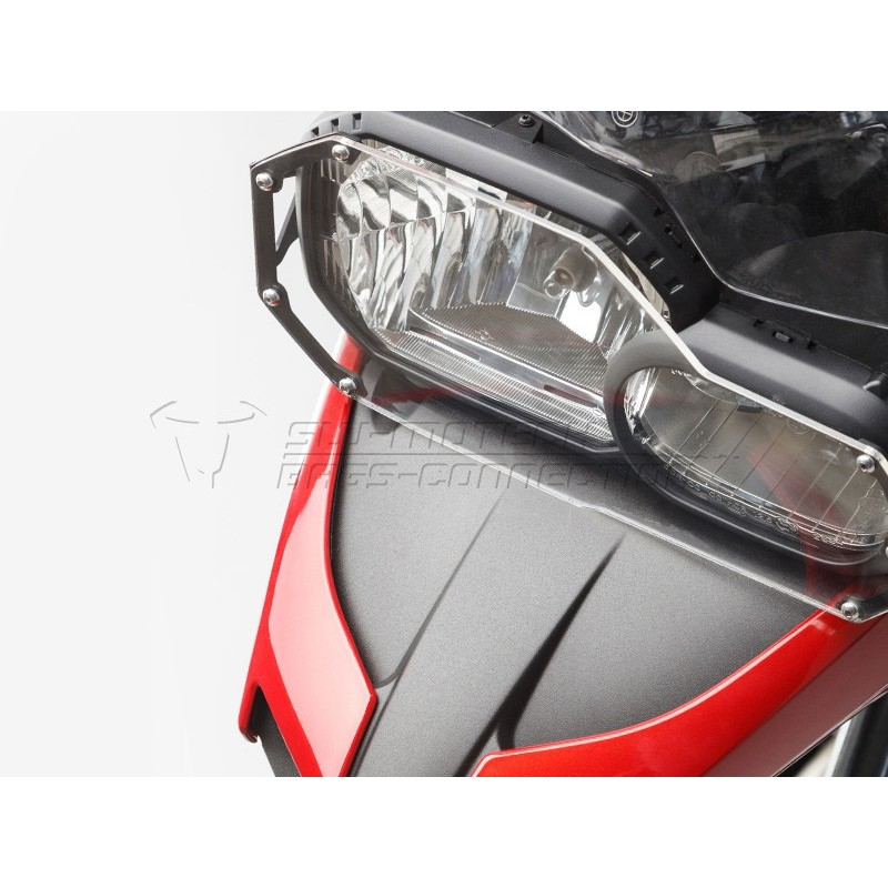 SW-MOTECH Head Lamp Guard - for BMW F700GS/F800GS - 2012 Onwards