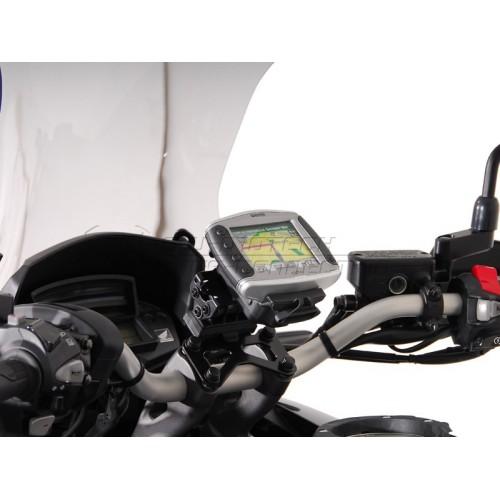 SW-MOTECH GPS Mount for Honda VFR 1200 Crosstourer X 2011 Onwards