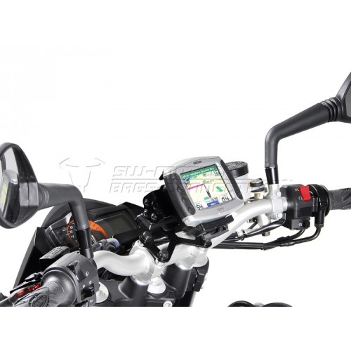 SW-MOTECH Cockpit GPS Mount - KTM 690/950/990/BMW 650Xchallange